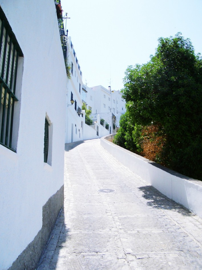 White Villages Andalucia Spain